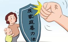遇到家庭暴力如何處理