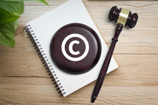 默認版權怎么提供證據